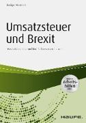 Cover-Bild zu eBook Umsatzsteuer und Brexit - inkl. Arbeitshilfen online