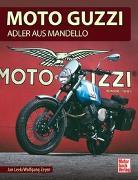 Cover-Bild zu Leek, Jan: Moto Guzzi