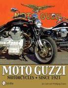 Cover-Bild zu Leek, Jan: Moto Guzzi Motorcycles: Since 1921