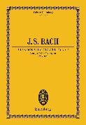 Cover-Bild zu Bach, Johann Sebastian: Brandenburg Concerto No. 5 D major (eBook)
