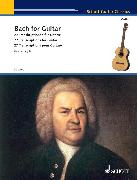 Cover-Bild zu Bach, Johann Sebastian: Bach for Guitar (eBook)