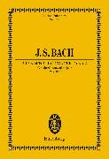 Cover-Bild zu Bach, Johann Sebastian: Brandenburg Concerto No. 4 G major (eBook)