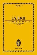 Cover-Bild zu Bach, Johann Sebastian: Brandenburg Concerto No. 1 F major (eBook)