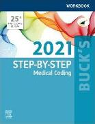 Cover-Bild zu Elsevier: Buck's Workbook for Step-By-Step Medical Coding, 2021 Edition