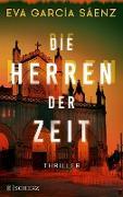 Cover-Bild zu Die Herren der Zeit (eBook) von García Sáenz, Eva