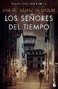 Cover-Bild zu Los señores del tiempo von Garcia Saenz de Urturi, Eva