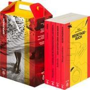 Cover-Bild zu SZ Literaturkoffer Spanien | Bücher Set | Literatur-Sammlung mit Rodoreda, Laforet und Montalbán | 4 Taschenbücher von Montalbán, Manuel Vázquez