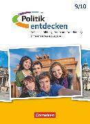 Cover-Bild zu Apelojg, Benjamin: Politik entdecken, Differenzierende Ausgabe Sekundarstufe I Berlin und Brandenburg, 9./10. Schuljahr, Schülerbuch