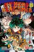 Cover-Bild zu Horikoshi, Kohei: My Hero Academia 26