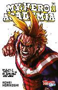Cover-Bild zu Horikoshi, Kohei: My Hero Academia 11