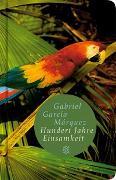 Cover-Bild zu García Márquez, Gabriel: Hundert Jahre Einsamkeit