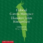 Cover-Bild zu Márquez, Gabriel García: Hundert Jahre Einsamkeit (Audio Download)