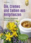 Cover-Bild zu Beiser, Rudi: Öle, Cremes und Salben aus Heilpflanzen (eBook)