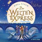 Cover-Bild zu Sturm, Anca: Der Welten-Express (Audio Download)