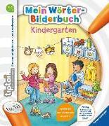 Cover-Bild zu tiptoi® Mein Wörter-Bilderbuch Kindergarten