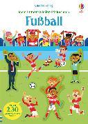 Cover-Bild zu Mein Immer-wieder-Stickerbuch: Fußball