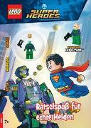 Cover-Bild zu LEGO® DC Superheroes? - Rätselspaß für echte Helden