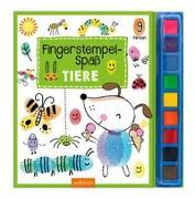 Cover-Bild zu Fingerstempel-Spaß Tiere