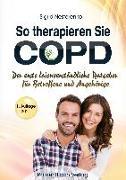 Cover-Bild zu Nesterenko, Sigrid: So therapieren Sie COPD