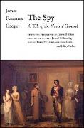 Cover-Bild zu Cooper, James Fenimore: Spy, The (eBook)