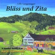 Cover-Bild zu Langenegger, Lilly: Bläss und Zita - Eine Erfolgsgeschichte aus dem Appenzell