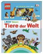 Cover-Bild zu Skene, Rona: LEGO® Ideen Tiere der Welt