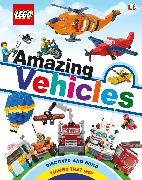 Cover-Bild zu Skene, Rona: LEGO Amazing Vehicles