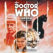 Cover-Bild zu Munro, Rona: Doctor Who: Survival