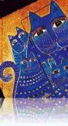 Cover-Bild zu Katzen des Mittelmeers. Adressbuch Mini