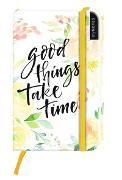 Cover-Bild zu myNOTES: Good things take time