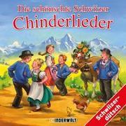 Cover-Bild zu Die schönschte Schwiizer Chinderlieder