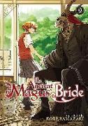 Cover-Bild zu Yamazaki, Kore: The Ancient Magus' Bride Vol. 9