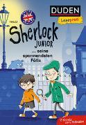 Cover-Bild zu THiLO: Duden Leseprofi - Sherlock Junior ? seine spannendsten Fälle, Erstes Englisch