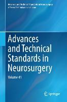 Cover-Bild zu Advances and Technical Standards in Neurosurgery