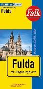 Cover-Bild zu Falk Stadtplan Extra Standardfaltung Fulda 1:17 000