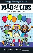 Cover-Bild zu Price, Roger: Happy Birthday Mad Libs