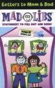 Cover-Bild zu Price, Roger: Letters to Mom & Dad Mad Libs