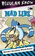 Cover-Bild zu Stern, Leonard: Regular Show Mad Libs