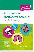 Cover-Bild zu Anatomische Fachwörter von A-Z