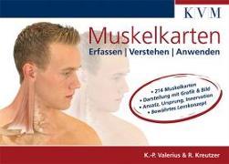 Cover-Bild zu Muskelkarten