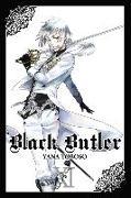 Cover-Bild zu Yana Toboso: Black Butler, Vol. 11