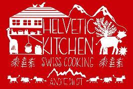 Cover-Bild zu Helvetic Kitchen (eBook) von Pilot, Andie