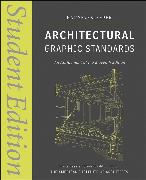 Cover-Bild zu eBook Architectural Graphic Standards