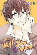 Cover-Bild zu Nogiri, Yoko: That Wolf-boy Is Mine! 3