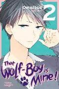 Cover-Bild zu Nogiri, Yoko: That Wolf-Boy Is Mine! Omnibus 2 (Vol. 3-4)
