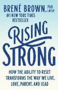 Cover-Bild zu Rising Strong von Brown, BrenÉ