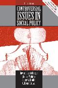 Cover-Bild zu Controversial Issues in Social Policy von Brown, C. Brene