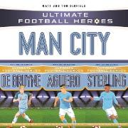 Cover-Bild zu Oldfield, Matt & Tom: Ultimate Football Heroes Collection: Manchester City (eBook)