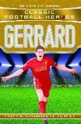 Cover-Bild zu Oldfield, Matt & Tom: Gerrard (Classic Football Heroes) - Collect Them All! (eBook)