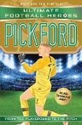 Cover-Bild zu Oldfield, Matt & Tom: Pickford (Ultimate Football Heroes - International Edition) - includes the World Cup Journey! (eBook)